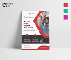 Free Indesign Bundle 10 Corporate Flyer Templates
