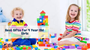 top 5 best gifts for 4 years old s 2019