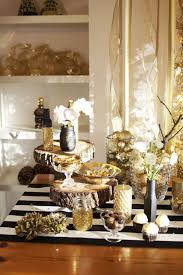 Decorating: Champagne New Year Party Ideas - New Year Decorations