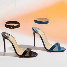 Pin by Petra Hunt on Shoe shots | Sandals, Ankle strap, Louboutinworld