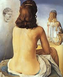 Image result for gala dali painting