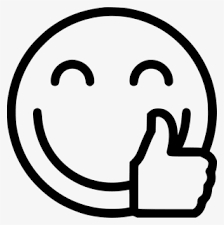 Printable emoji coloring pages for kids Thumbs Up Emoji Faces Emoji Printable Coloring Pages Free Transparent Clipart Clipartkey