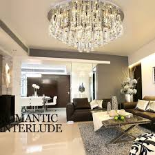 chandelier for low ceiling living room