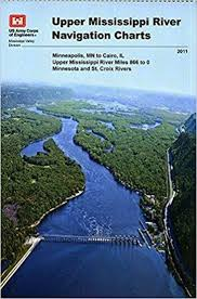 Army Corps Of Engineers Lower Mississippi River Navigation Charts Baker Lyman Upper Mississippi River Navigation Charts