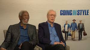 michael caine movies. Fine Michael Morgan Freeman And Michael Caine And Movies I