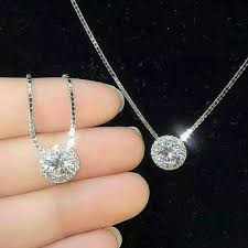 Kalung Berlian