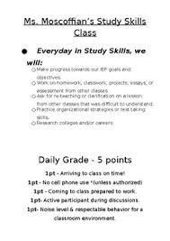 essay on school subjects bell