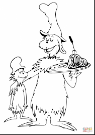 Small Picture Printable Coloring Pages Dr Seuss Coloring Pages