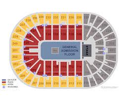 Wings Stadium Seating Chart
