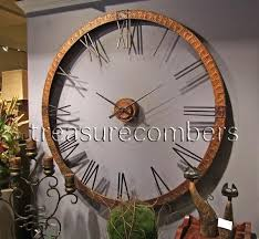 copper wall clock categories large copper wall clock uk