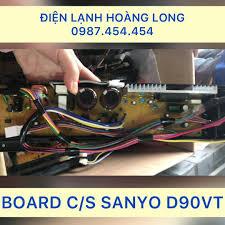 💢 BOARD MÁY GIẶT SANYO D90VT ✔️Model... - Board Mạch Hà Nội