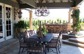 outdoor patio and backyard medium size chandelier outdoor patio candle umbrella chandeliers for pergolas gazebos