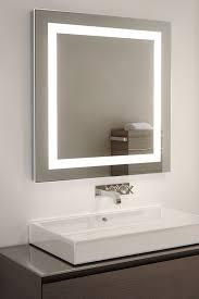 Bathrooms Design Vanity Mirror With Lights Wall Mirror