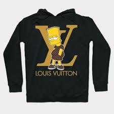 Louis Vuitton Bart Simpson