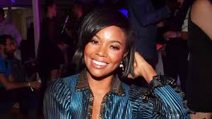 gabrielle union shows off gorgeous freckles in makeup free selfie on insram