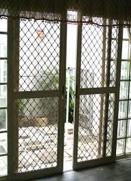 aluminum screen door house design