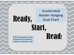 Accelerated Reader Ar Points Goal Percentage Tracker