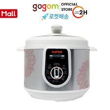 Nồi áp suất điện Supor SPC50YA3ASN001-M09 GOGOM-1658 - Nồi ủ