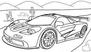 Coloring Pages Cars Iifmalumniorg