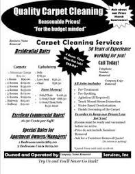 carpet cleaning flyer carpet cleaning business cards c0001 uv gloss floor care
