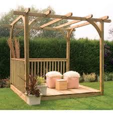 garden pergola plans free