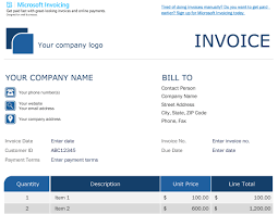 Microsoft Fax Templates Free Download Microsoft Invoice Template Simple Service Templates Ms Word