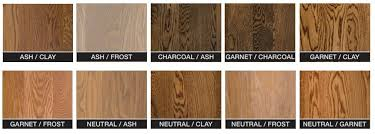 Bona Fast Dry Stain Color Chart Timber Floor Oil Finishes