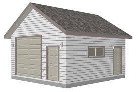 free shed plans sds storage building garage g447 18 x 20 10 fedor kam storage garage