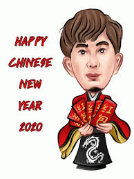 Happy chinese new new years decorations. Happy Chinese New Year 2020 Gif Happychinesenewyear 2020 Greetings Discover Share Gifs