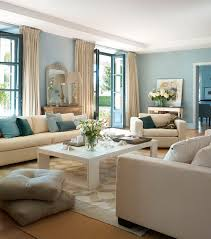 Endearing Blue And Beige Living Room and Best 25 Blue Living Rooms Ideas On  Home Design Dark Blue Walls