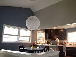lighting diy globe pendant light paper lamp shade round fixture clear fixtures large lighting west