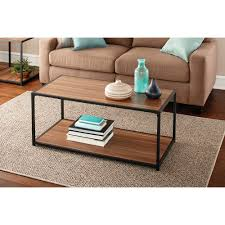 mainstays metro coffee table multiple finishes