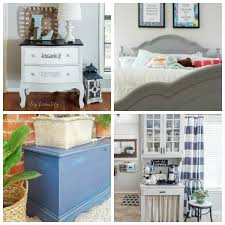 chalky painted furniture