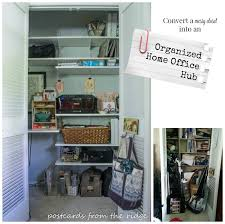 organized office closet. Unique Closet How To Organize Your Home Office Supplies Lots Of Great Tips For Storage  And Organization Inside Organized Office Closet