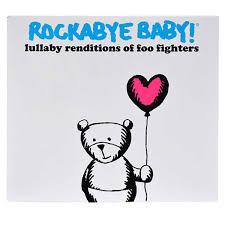 foo fighters baby lullaby cd al alternative rock baby gift
