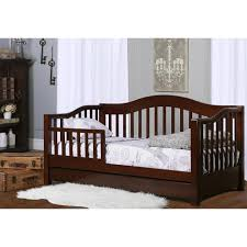 dream on me toddler day bed with storage drawer  espresso  toysrus