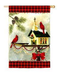 garden house flags. IAmEricas Flags - Christmas In The Garden House Flag, $24.00 (http://