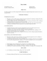 Military To Civilian Resume Examples Resume Template