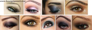 eye shadow color best eyeshadow color for brown blue green hazel eyes