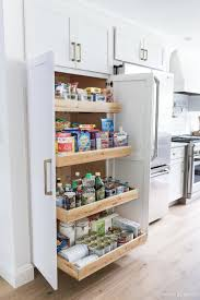 Cabinet Storage Organization Ideas From Our New Kitchen Driven