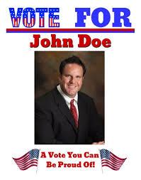 Free Political Campaign Flyer Templates Forteeuforicco Campaign