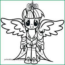 Coloring Pages Ponies Pony Princess Luna Thegraduateinfo