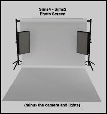 Studio Lights Sims 4 Deessims2downloads Sims4 Sims2 In A Flash Photo Studio I
