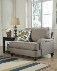 Living Room Chair And A Half Hariston Chair And A Half By Ashley Furniture