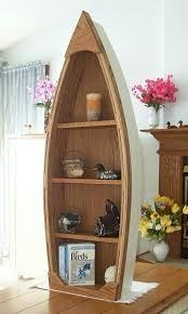 diy free row boat bookshelf plans plans free