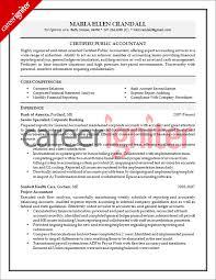 Example Accounting Resumes Accounting Resume Sample Career Igniter 58