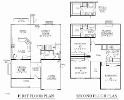 house plans with two first floor master suites inspirational 2 story house plan with first floor