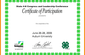 Samples Of Certificates Of Participation Conference Attendance Certificate Samples Fresh Template Conference