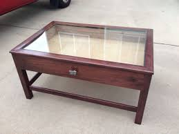 coffee table glass top display drawer best of displaying gallery glass top display coffee tables with drawers