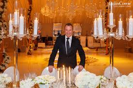 Colin Cowie Interview With Colin Cowie Celebrity Wedding Planner Virginia
